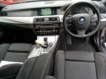 2013 BMW 5 SERIES 2.0 M SPORT JAPAN SPEC