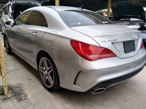 2015 MERCEDES-BENZ CLA 1.6 AMG MEMORY SEATS DAITIME LED LIGHT