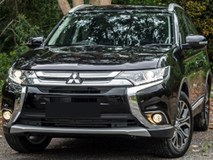 2017 MITSUBISHI OUTLANDER 2.0A 4WD SUV Rebate 9K (New Model) 7seater