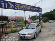 2005 KIA SPECTRA 1.6 (A) 0NE OWNER CREDIT BLACKLIST LOAN