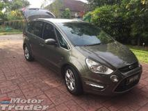 2012 FORD S-MAX Ecoboost