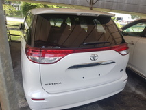 2013 TOYOTA ESTIMA G SPEC WITH POWER BOOT (ACTUAL YEAR MAKE 2013)