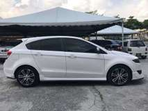 2013 PROTON SUPRIMA S 1.6 CFE TURBO LEATHER SEATS PUSH START FULBODKIT