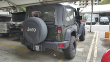 2008 JEEP WRANGLER 3.8L (A) CABRIOLET Tip Top Condition