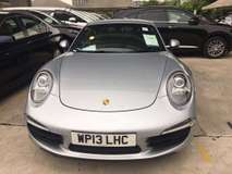2013 PORSCHE CARRERA 3.4 (A) WITH PANROOF (ACTUAL YEAR MAKE 2013)