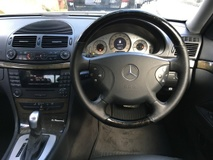 2006 MERCEDES-BENZ E-CLASS Mercedes Benz E200K AVANTGARDE 1.8(A) 1 OWNER
