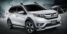 2017 HONDA BR-V 1.5 FULL LOAN FOC B.KIT LEATHER SEAT GPS