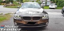 2012 BMW 5 SERIES 520i