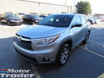2015 TOYOTA HARRIER Highlander LE