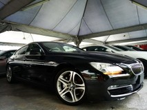 2013 BMW 6 SERIES 640i 3.0 TWIN TURBO V6 ( F06 ) 3 YEAR WARRANTY