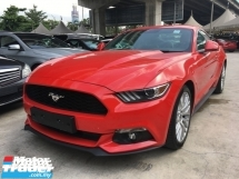 2015 FORD MUSTANG Unreg Ford Mustang 2.3 ecoboost supercharge Turbo Push Start Keyless