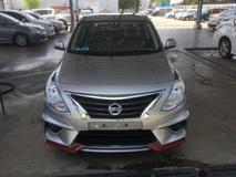 2017 NISSAN ALMERA 1.5 E auto