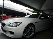 2013 BMW 6 SERIES 640i 3.0 TWIN TURBO V6 M SPORT( 3 YEAR WARRANTY )