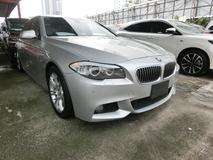 2011 BMW 5 SERIES 523i 520i 2.5 M Sport Unreg INC GST