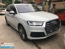 2015 AUDI Q7 Unreg Audi Q7 3.0cc turbo diesel Powe rboot camera sun roof