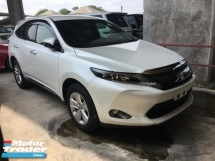 2015 TOYOTA HARRIER 2.0 360 View Camera PowerBoot 7G