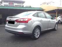 2012 FORD FOCUS 2.0 GHIA SUNROOF AUTO PARKING