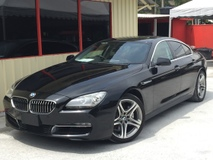 2013 BMW 6 SERIES 640i Gran Coupe 3.0 Twin Turbo