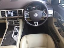 2012 JAGUAR XF 3.0 Luxury Sedan (UNREG)