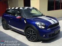 2013 MINI MINI Paceman S 1.6 (UNREG)