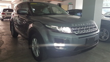 2012 LAND ROVER EVOQUE 2.0L PETROL (UNREG) 2012