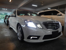 2011 MERCEDES-BENZ E-CLASS E250 1.8 AMG Free Warranty  ( Unreg )