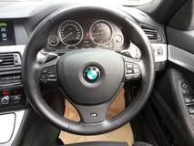 2012 BMW 5 SERIES 523i 2.0 TURBO  M SPORT Free Warranty ( UNREG )