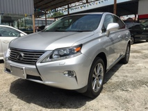 2014 LEXUS RX350 3.5 FULL SPEC FACELIFT Free Warranty  (UNREG)