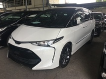 2016 TOYOTA ESTIMA Unreg Toyota Estima 2.4 Aeras premium 7seather GST INCLUDES