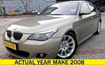 2008 BMW 5 SERIES 525I