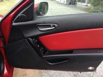2003 MAZDA RX-8 TRUE RED STYLE