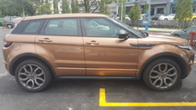 2014 LAND ROVER EVOQUE 5  doors