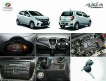 2017 PERODUA AXIA AXIA G The Best Deal in Town