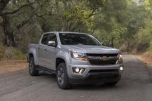 2012 CHEVROLET COLORADO 2.8 (AT)