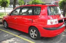 2005 NAZA CITRA GS