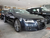 2013 AUDI A7 A7 3.0 Quottrol  Fee Warranty (UNREG)