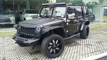 2014 JEEP WRANGLER Jeep wrangler 3.6 sahara