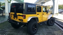 2014 JEEP WRANGLER 3.6 japan spec