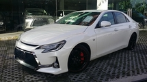 2013 TOYOTA MARK X GS SPORT