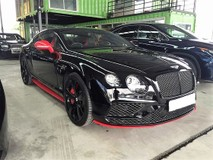 2016 BENTLEY GT SPEED 6.0  650BHP COUPE RM1.3Mil OTR