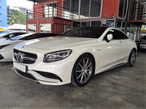 2016 MERCEDES-BENZ S-CLASS S 63 AMG 5.5 COUPE S63 (RM1.18Mil OTR)
