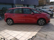 2018 CITROEN C4 PICASSO 1.6T EXCLUSIVE