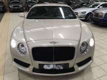 2012 BENTLEY GT 4.0 COUPE 2DOOR