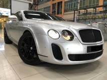 2010 BENTLEY GT SUPER SPORT 6.0 2DOOR COUPE
