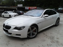 2008 BMW M6 5.0 (A) COUPE V10 507HP IMPORT NEW