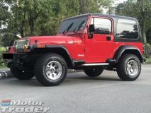 1995 AMC JEEP JEEP OTHER Wrangler 2.5 (M)