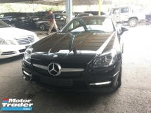 2014 MERCEDES-BENZ SLK AMG TURBO CONVERTIBLE TOP 7G