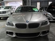 2012 BMW 5 SERIES 523i (UNREG) INCLUDING GST