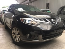 2012 NISSAN MURANO 2.5 (UNREG) INCLUDING GST