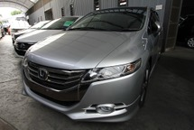 2012 HONDA ODYSSEY 2.4 AERO SPORTS (UNREG) (INCLUDING GST)